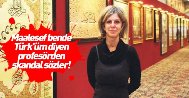 Bilgi Üniversitesi'nde Erdoğan'a hakaretin ses kaydı internete düştü