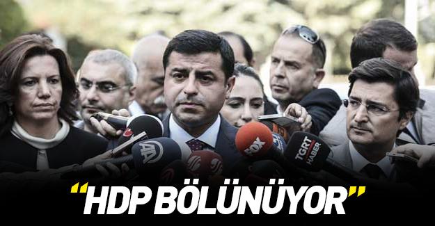 """""""Böyle devam ederse HDP dışında arayışlar doğabilir"""""""