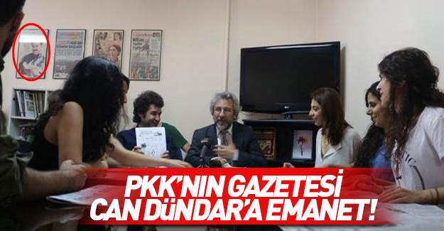 Can Dündar'dan Öcalan önünde toplantı!