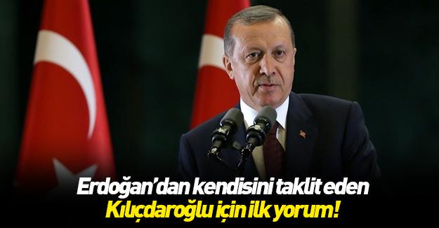 Cumhurbaşkanı Erdoğan'dan Kılıçdaroğlu'nan muhtar toplantılarına ilk yorum