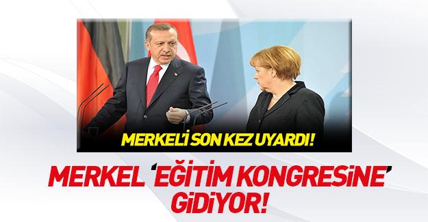 Ermeni tasarısına 1 gün kala Merkel'den flaş karar