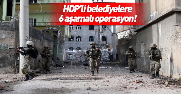 HDP'li belediyelere nokta vuruş geliyor