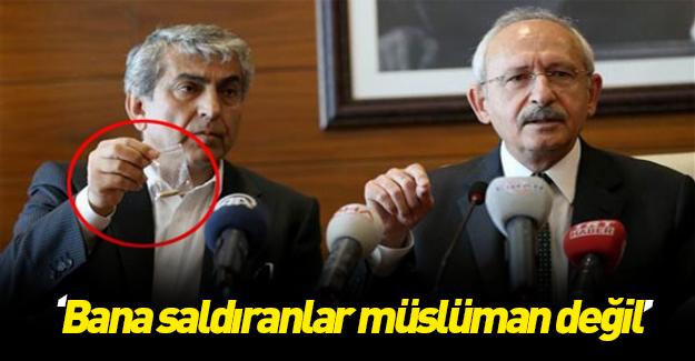 Kılıçdaroğlu kendisine destek veren partililere seslendi