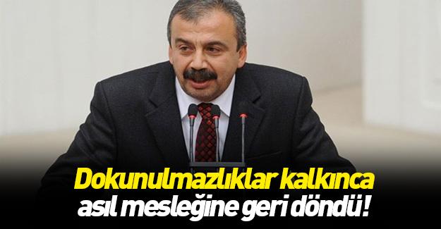 Sırrı Süreyya Önder film çalışmalarına başladı