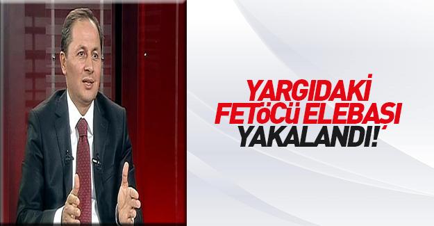 HSYK 1. Daire Başkanı İbrahim Okur yakalandı