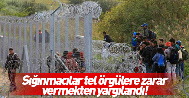 Macaristan sığınmacıları geri gönderiyor