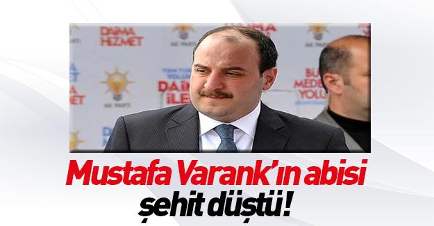 Mustafa Varank'ın abisi darbeciler tarafından öldürüldü
