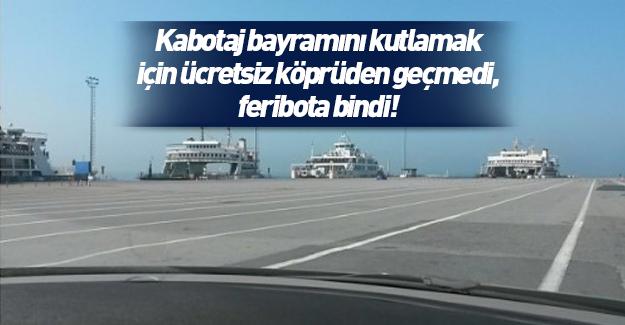 Osmangazi Köprüsü açılınca Eskihisar boş kaldı