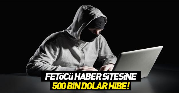ABD'lilerden FETÖ'cü siteye 500 bin dolar
