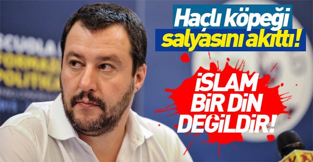 Avrupa'dan alçak hakaret: İslam bir din değildir