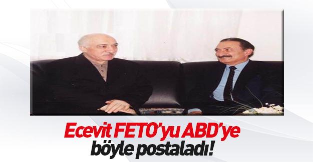Ecevit'in Fetulllah Gülen nasıl ABD'ye gönderdiği ortaya çıktı
