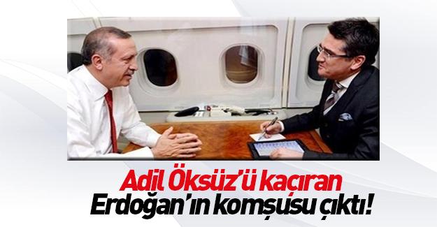 Erdoğan'ın komşusu bakın kim çıktı! Meğer o isim