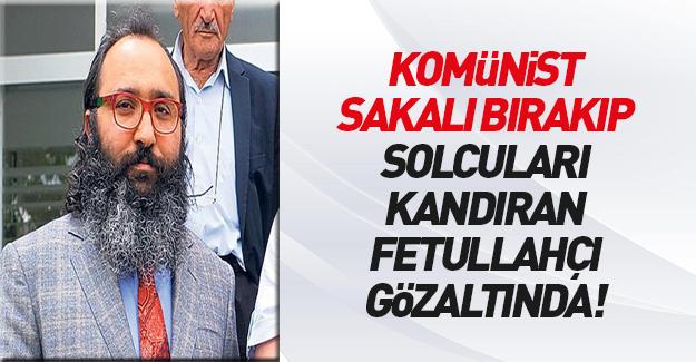 Gökçe Fırat Çulhaoğlu gözaltına alındı