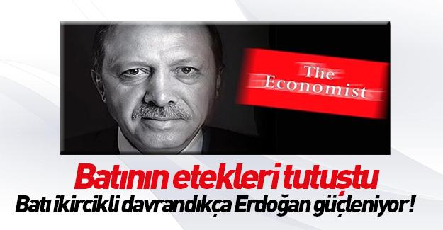 The Economist'in Türkiye ve Erdoğan analizi