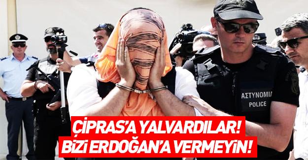 Yunanistan'a kaçan darbeciler: Bizi idam ederler
