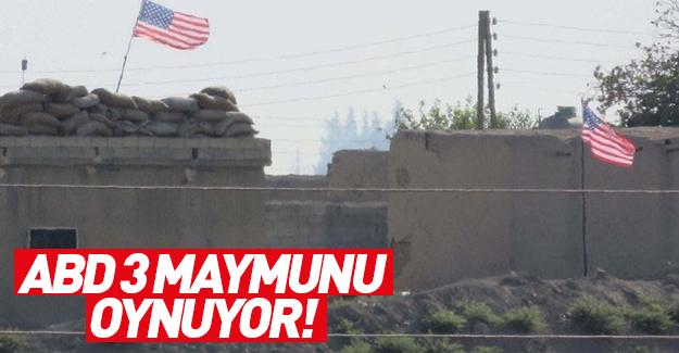 Amerika: PYD'nin astığı bayraklardan haberimiz yok