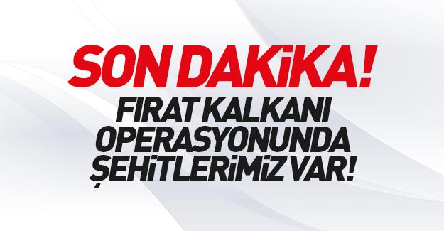DAEŞ Türk Tankını vurdu: 3 şehit