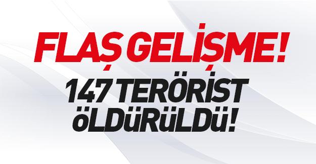 Hakkari ve Van'da PKK'ya ağır darbe