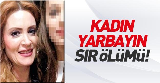 Kadın yarbay evinde başından vurulmuş olarak bulundu