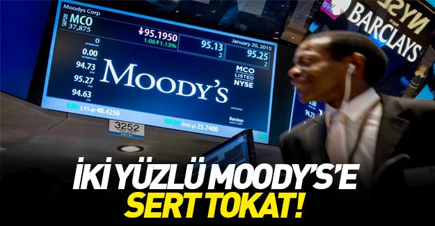 Moody's kendi itibarını sıfırladı!