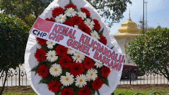 CHP'de Kılıçdaroğlu krizi! Başkan çelengi kaldırttı