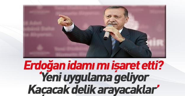 Erdoğan idam cezası hakkında konuştu!