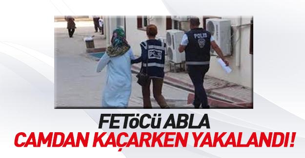 FETÖ'nün Adliye Ablası gözaltına alındı