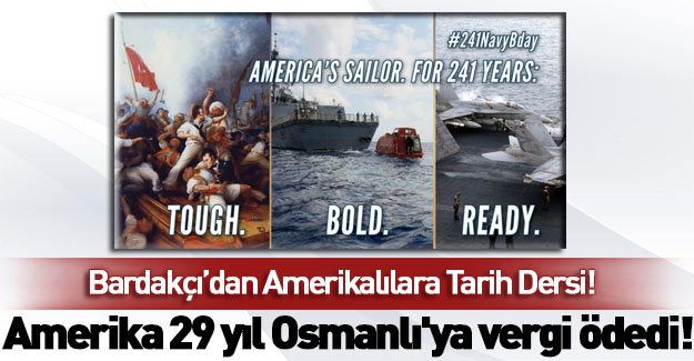 Murat Bardakçı: Amerika 29 yıl Osmanlı'ya vergi ödedi