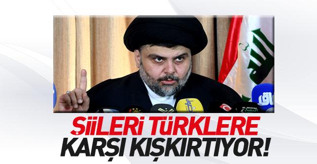 Sadr, Türkiye'nin Bağdat elçiliğini hedef gösterdi