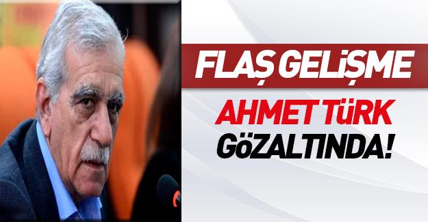 Ahmet Türk ile Emin Irmak gözaltına alındı