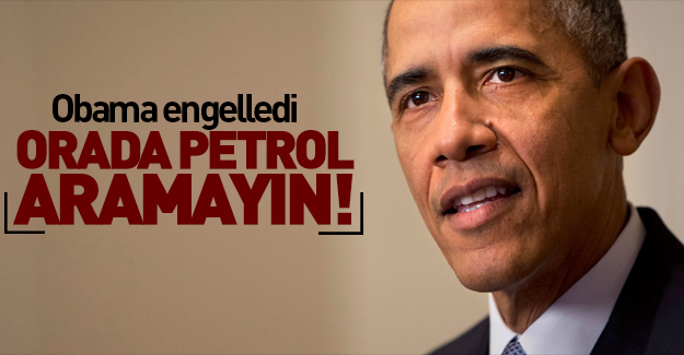 Barack obama'dan kutuplarda petrol arama engeli