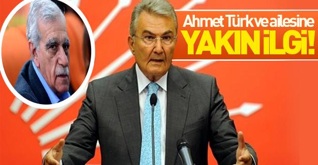 Baykal'dan Ahmet Türk sürprizi!