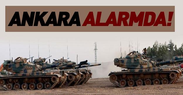Gelen acı haber sonrası Ankara alarma geçti