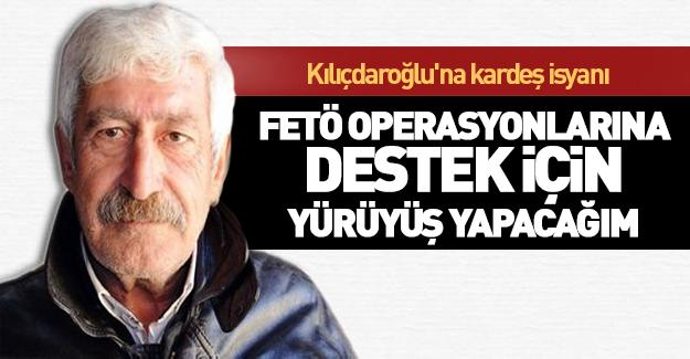 Kılıçdaroğlu'na kardeş isyanı!