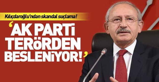 Kılıçdaroğlu'ndan küstah suçlama!