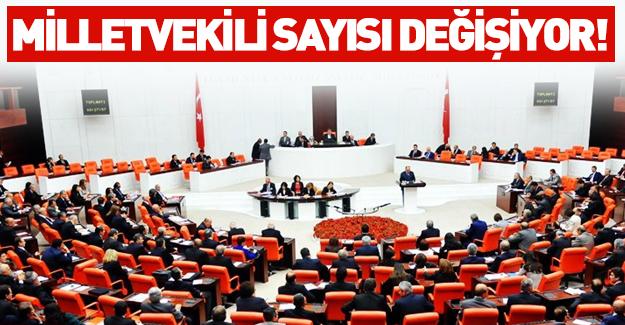 Milletvekilliği ile ilgili flaş karar!