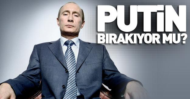 Putin erken mi bırakıyor?