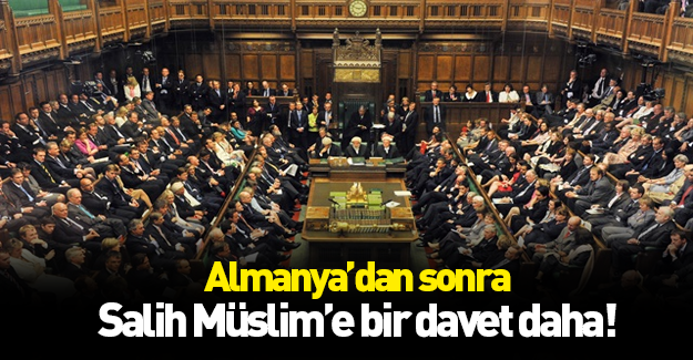 Salih Müslim iki ülkenin parlamentosunda konuşacak...