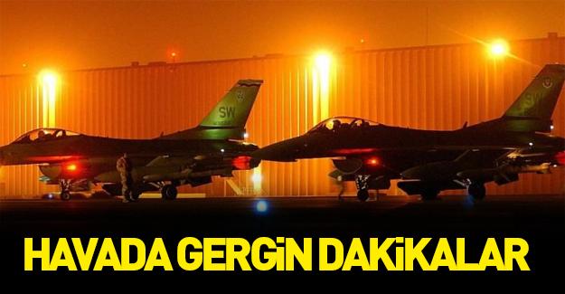 Türk askerine saldırı sonrası gergin dakikalar