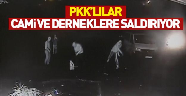 Almanya'da terör örgütü yandaşları Türklere saldırdı