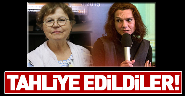 Aslı Erdoğan ve Necmiye Alpay hakkında flaş karar