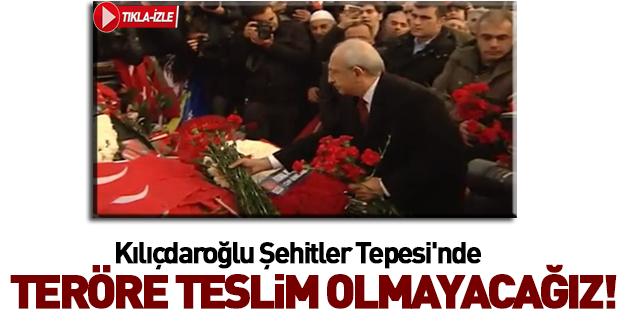 Kılıçdaroğlu'ndan saldırı açıklaması