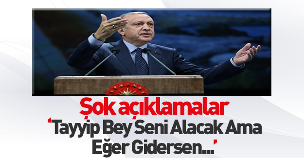 Müsteşar Yusuf Tekin'den şok iddia: 2013'te bir bakan beni çağırıp...