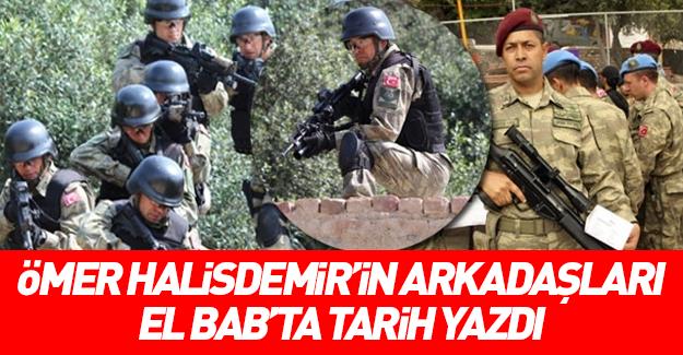 Suriye'de Türk birliğine saldıran DEAŞ'a ağır darbe vuruldu