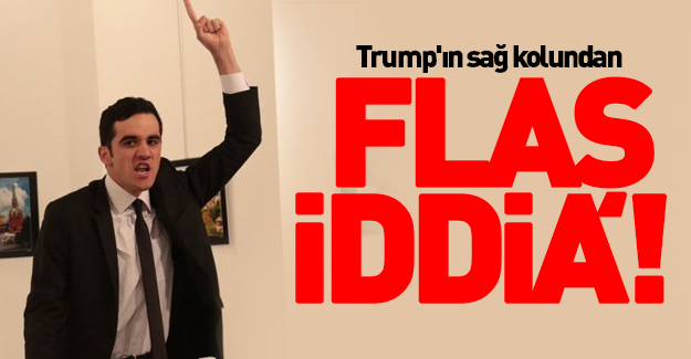 Trump'ın sağ kolundan flaş iddia!