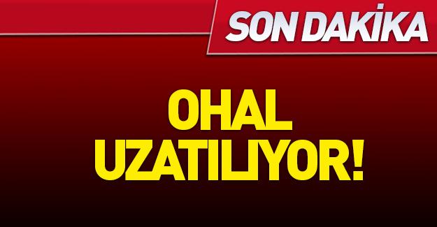 Numan Kurtulmuş: OHAL üç ay daha uzatıldı