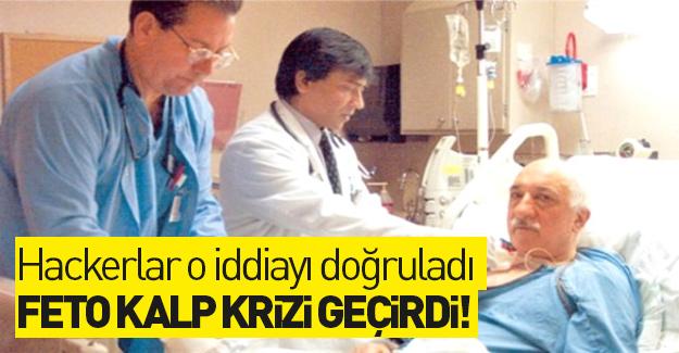Türk hackerlar inlerine girdi ve ortaya çıkardı: 'Gülen kalp krizi geçirdi