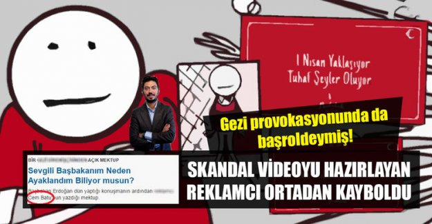 Ülker reklamını hazırlayan reklamcı Cem Batu tanıdık çıktı!