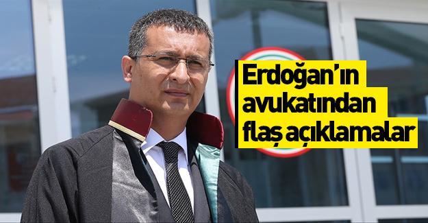 Cumhurbaşkanı Erdoğan'ın avukatı Özel: FETÖ'cüler sahtekarlığı mahkemede de sürdürüyor