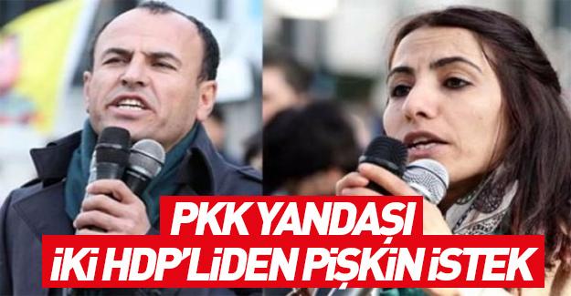HDP'li iki firari vekile TBMM'den kötü haber